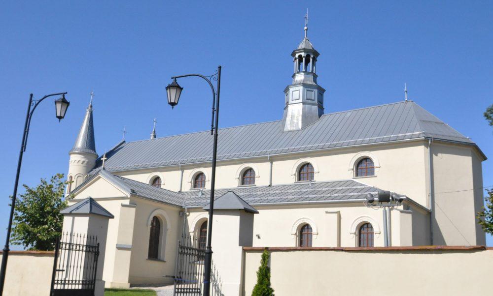 Parafia pw. św. Michała Archanioła